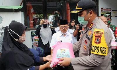 Walikota Polopo resmikan Posko Balla Ewako di Kelurahan Lumida