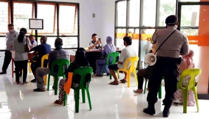 Bantuan Langsung Tunai (BLT) Tahap II yang bersumber dari Anggaran Pendapatan Belanja Negara (APBN) mulai dicairkan di Nunukan.