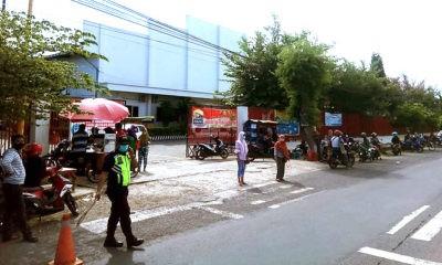 Peduli terhadap karyawan, PT. Tanjung Odi tetap berikan upah meski tidak bekerja