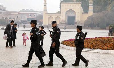 Bela Muslim Uighur, Amerika Keluarkan UU HAM Uighur.