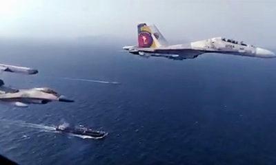 Meski diancam AS, kapal tanker Iran terakhir sukses berlabuh di Venezuela.