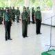Dandim 0801 Pacitan Pimpin Pemberangkatan Satgas Apter Kodam Brawijaya