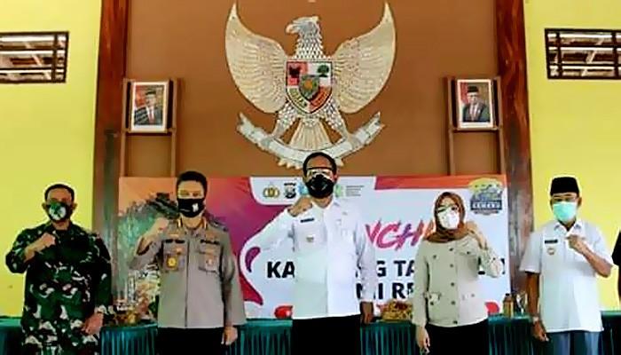 Politisi Nasdem apresiasi Kampung Tangguh Semeru Polda Jatim.