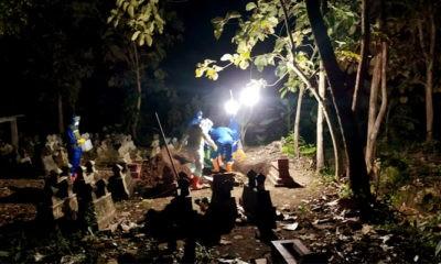 Usai dari Surabaya, warga Kunti Ponorogo mendadak sakit dan meninggal dunia.