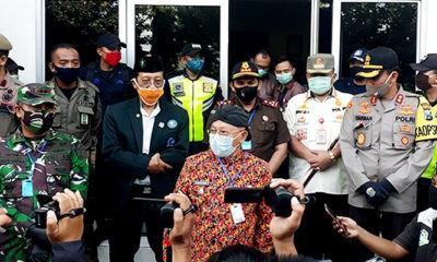 Pasca ditutup Bupati Sumenep, PT. Tanjung Odi lakukan tes swab