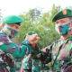 Dandim Lamongan sambut 3 prajurit purna tugas territorial