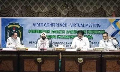 Pertama di Kaltara, BPHTB Nunukan terkoneksi online dengan BPN.