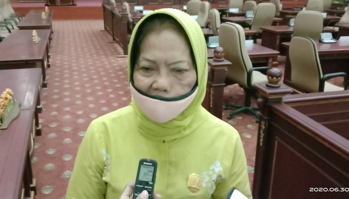 DPRD Nunukan berharap WTP yang diraih Pemkab Nunukan dapat jadi cambuk pengabdian.