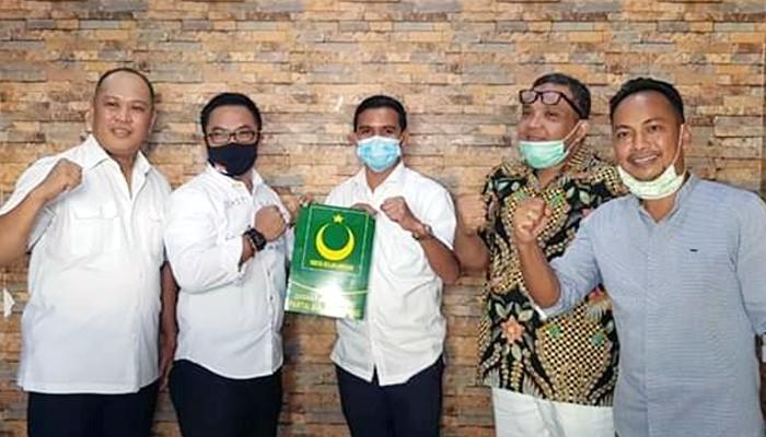 Partai Bulan Bintang pastikan dukung Irianto-Irwan Sabri di Pilkada Kaltara 2020.
