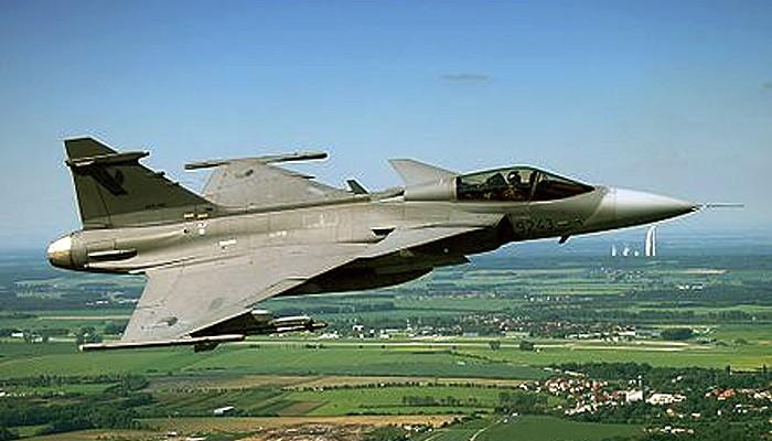 Hasil ToT, pabrik jet tempur F-39 Gripen mulai beroperasi di Brasil.