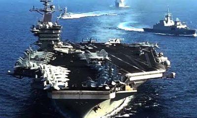 Langkah konfrontasi Washington terhadap Beijing terkait LCS.