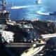 Kirim Dua Group Serang Kapal Induk, Washington nyatakan klaim Beijing di LCS illegal.