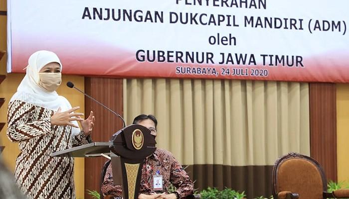 Bank Jatim Kucurkan CSR, 20 Daerah di Jatim dapat ADM.