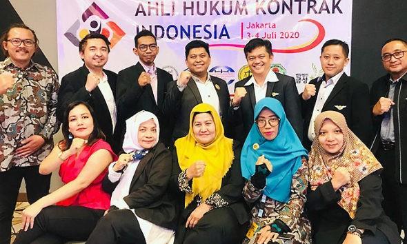 ERKAHPI bahas perbaikan sistem Hukum Kontrak di Indonesia.