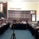 Datangi Komisi II DPRD Sumenep, GAKI JATIM sebut pembangian kios Pasar Ganding ada pungutan liar.