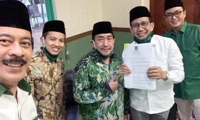 PKB Rekom Fattah Jasin - KH Moh. Ali Fikri di Pilkada Sumenep 2020.