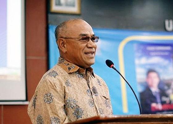 Rektor Unas: Tindakan Tegas Demo Anarkis, Bukan Bentuk Kriminaslisasi