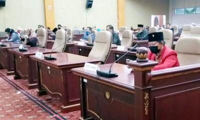 DPRD minta pemkab Nunukan dahulukan proyek prioritas dalam pelunasan utang.