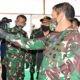 Danrem 081/DSJ apresiasi kerja keras Satgas TMMD ke 108 Tulungagung.