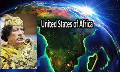 Berebut cadangan minyak Libya yang kaya. Foto Muammar Qaddafi pertemuan puncak Uni Afrika ke 12 di Addis Ababa 2 Februari 2009.