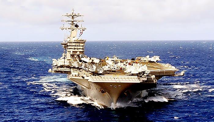 Amerika kecam tindakan agresif Cina di Laut Cina Selatan.