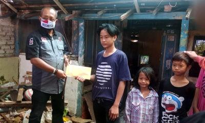 Ortu ambeien dan empat anak tak sekolah, Dewan Jatim gelontor bantuan di Surabaya