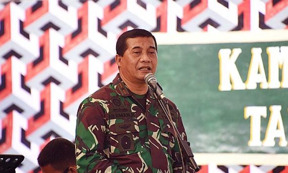 Tangkal hoaks, Brigjen Eko Atmojo ingatkan pentingnya sinergitas TNI dengan Jurnalis.