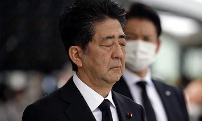 Peringatan peristiwa pemboman Hiroshima