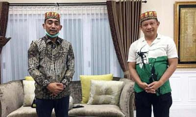 Peringati Hari Damai Aceh, Ketua DPRA bermalam di rumah Mendagri.