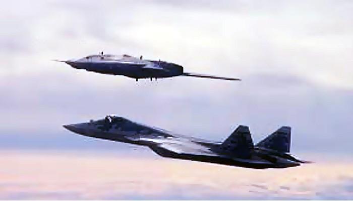 Rusia percepat pengerjaan drone tempur berat S-70 Hunter