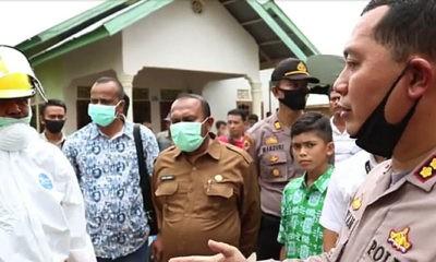 Masyarakat bangga Kapolres Pidie Jaya melaksanakan fardhu kifayah korban.