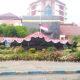 Jalani rawat inap di RS Haji Surabaya, Warga Surabaya malah diduga terjangkit Covid-19.