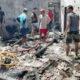 Nasib Sial, rumah nenek 70 tahun di Sumenep terbakar.