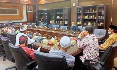 Wadul ke Dewan Jatim, Basmalah tolak pembubaran BPWS.