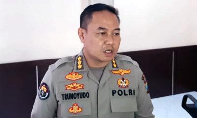 Amankan tiga pelaku, Polda Jatim tangkap sindikat pemalsu surat kendaraan.