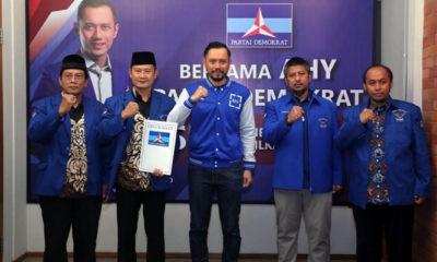 Inilah nama 3 bakal calon kepala daerah di Jatim diusung Demokrat.