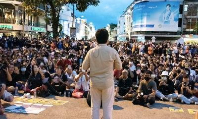 Aksi protes terus berlanjut, Thailand diambang revolusi warna.