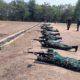 Prajurit Korem Asah Kemampuan Menembak di Yonif Para Raider 503/Mayangkara