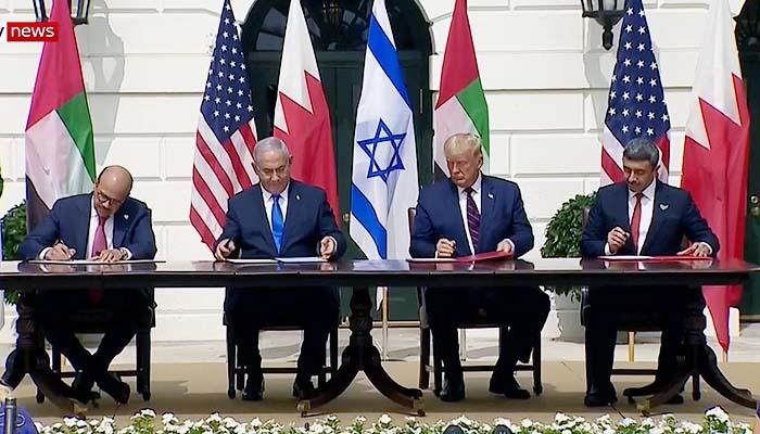 Perjanjian Damai Israel dengan UEA dan Bahrain telah mengubah peta geopolitik timur tengah.