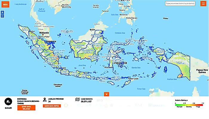 Waspada, beberapa wilayah Indonesia berpotensi mengalami cuaca ekstrem