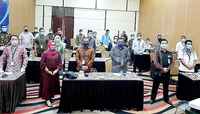 Kemendagri gelar bimtek bagi anggota DPRD Kabupaten Kepulauan Sula, Provinsi Maluku Utara melalui Badan Pengembangan Sumber Daya Manusia (BPSDM).