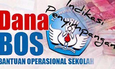 Ada indikasi penyimpangan dana Bantuan Operasional Sekolah BOS di lingkungan Dinas Pendikan dan Kebudayaan Cianjur tahun ajaran 2019-2020, lapor Maharnews.Com, Jum'at (18/9).
