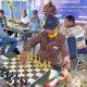 Jaga soliditas internal partai, Demokrat Surabaya gelar turnamen catur.