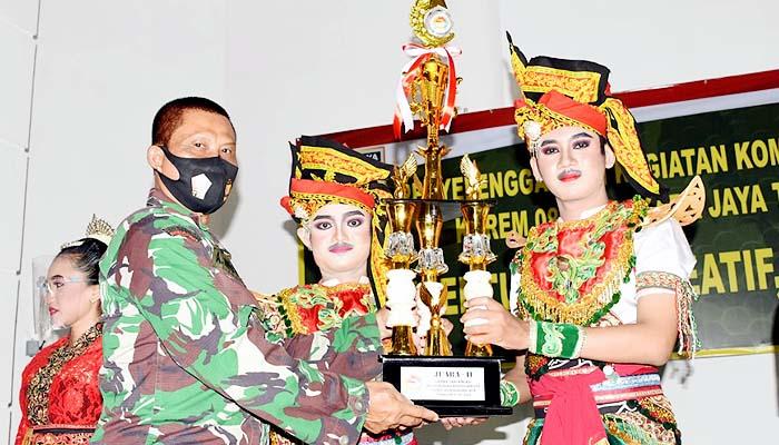Dongkrak Budaya Nusantara melalui komsos kreatif.