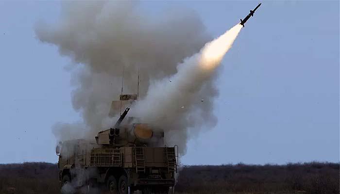 Suriah intersep rudal Israel yang menyerang pangkalan Tiyas.