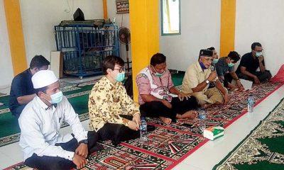 KIPAN Aceh di monitoring Asdep Kemenko PMK RI.