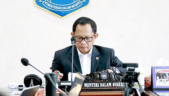 4 Pejabat dilingkungan Kemendagri menjadi Pjs. Gubernur.
