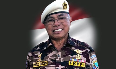 Pontjo Sutowo mengapresiasi dicabutnya klaster pendidikan dari RUU Cipta Kerja. Foto. Pontjo Sutowo Ketua Umum DPP FKPPI dan Pembina Yayasan Suluh Nuswantara Bakti.
