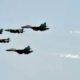 Lima jet tempur Rafale Prancis secara resmi masuk dalam Angkatan Udara India pada hari Kamis (10/9).