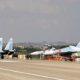 Jet-jet tempur Rusia kembali membombardir benteng dan kamp pelatihan Al-Qaeda.